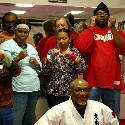 Working on Wellness - The Drop-In Center Takes On Karate