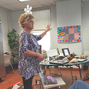 Staff shares fossil finds, how a hobby can improve mental health